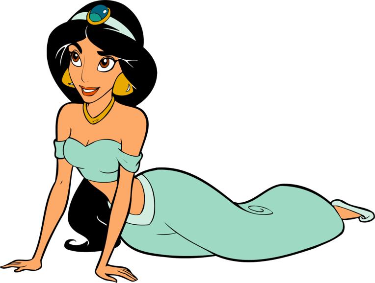 jazmin princesa disney: