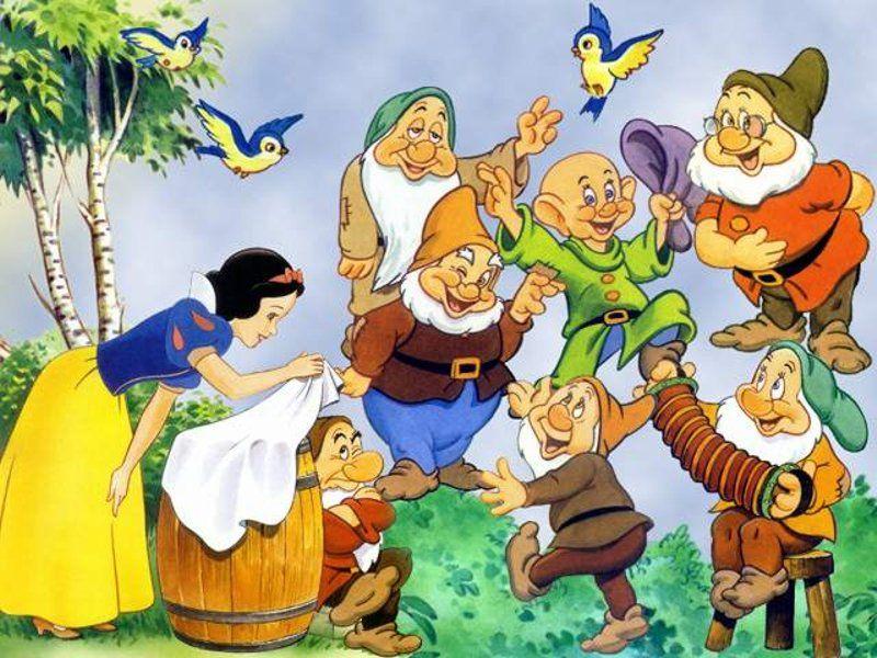 Imágenes blancanieves y los siete enanitos