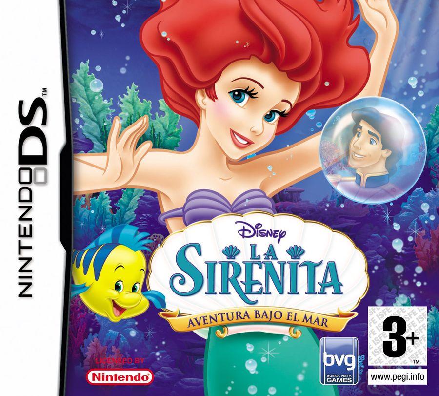 juegos sirenita: