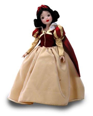 muñeca porcelana blancanieves Celebración 2004