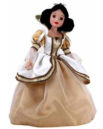 muñeca porcelana blancanieves celebracion 2005