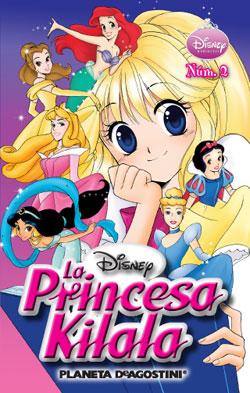 princesa kilala numero 2