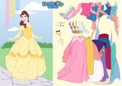 crea a las princesas