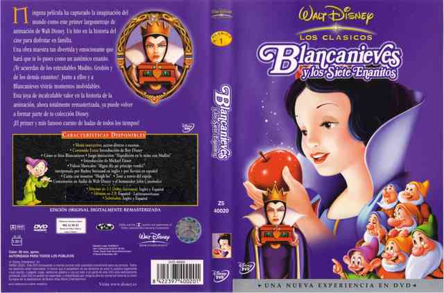 blancanieves-especial-dvd