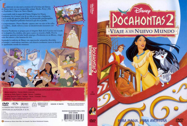 pocahontas-2-dvd