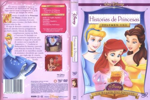 Historia_De_Princesas_Volumen_Uno