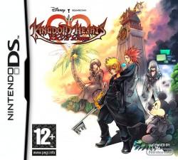 Kingdom Hearts 358 Portada