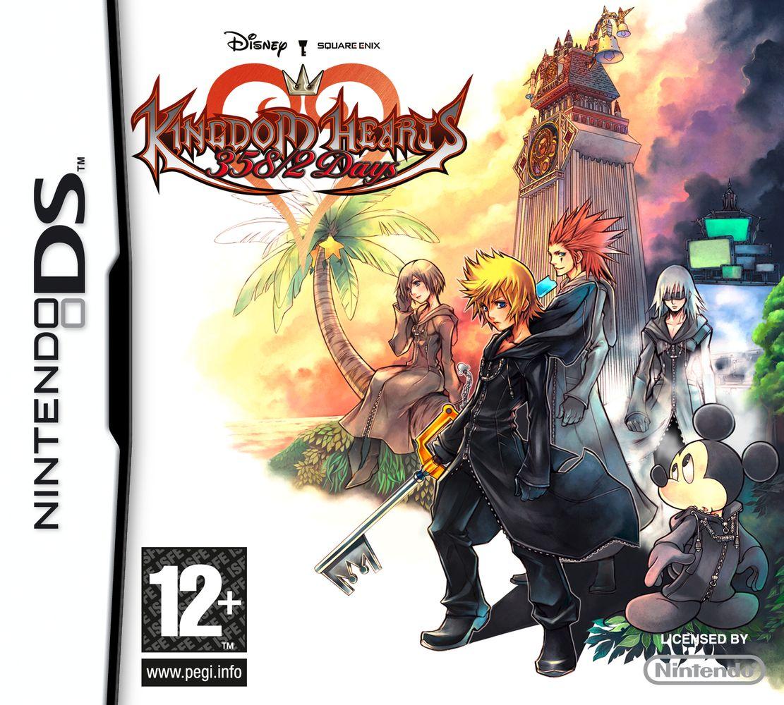 kingdom hearts 2(22 de diciembre de 2005) :