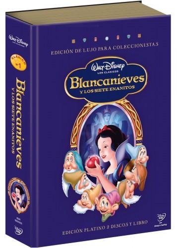 Blancanieves-edicion-platino-con-libro
