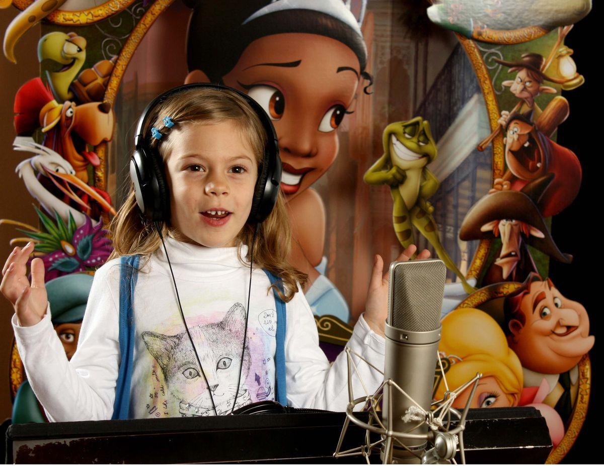 Ganadora Del Concurso De Doblaje De Tiana Y El Sapo Tus Princesas Disney