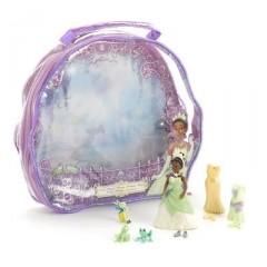 minimuñeca bolso Tiana y el sapo