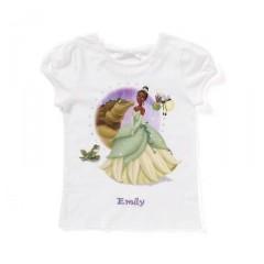 Camisetas Tiana y el Sapo 002