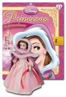 Princesas de Porcelana 13 Bella con capa de Invierno 002