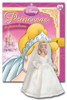 Princesas de Porcelana 14 Cenicienta de novia 002
