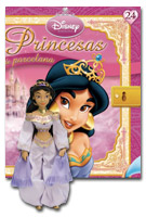 Princesas de Porcelana 24 Yasmin de lila 002