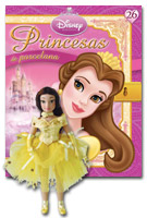 Princesas de Porcelana 26 Bella Bailarina 001