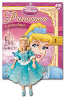 Princesas de Porcelana 28 Cenicienta bailarina 001