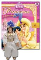 Princesas de Porcelana 31 Aladdin Principe de Yasmin 001