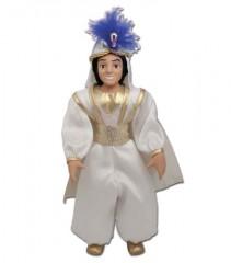 Princesas de Porcelana 31 Aladdin Principe de Yasmin 002