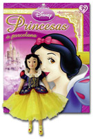 Princesas de Porcelana 39 Blancanieves bailarina 01