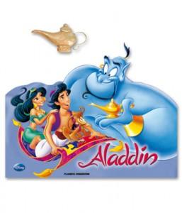 cuentos clasicos disney aladdin