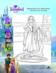 Colear Rapunzel 1
