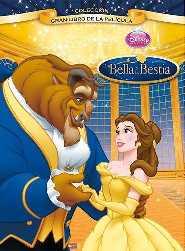 Libro  La Bella Y La Bestia     El Gran Libro De La Pel  Cula
