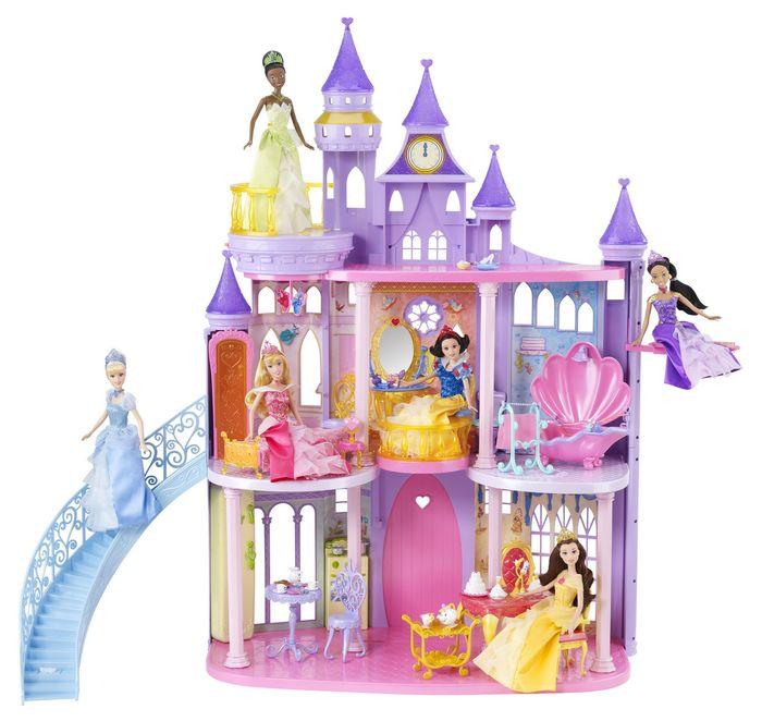 Nuevos juguetes de Princesas Disney para verano de 2011 ...