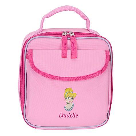 Princesas disney bolsa de almuerzo - Bolsa de almuerzo ...