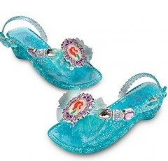 Zapatos Ariel Princesas Disney 2011