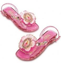 Zapatos Aurora Princesas Disney 2011