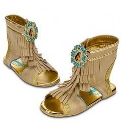 Zapatos Pocahontas Princesas Disney 2011