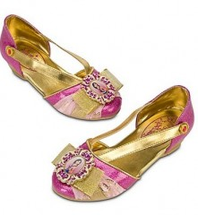Zapatos Rapunzel 2 Princesas Disney 2011