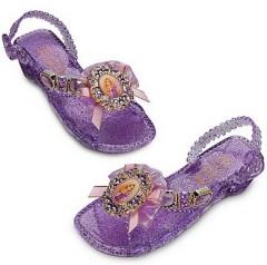 Zapatos Rapunzel Princesas Disney 2011