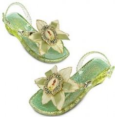 Zapatos Tiana Princesas Disney 2011