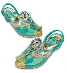 Zapatos Yasmin Princesas Disney 2011