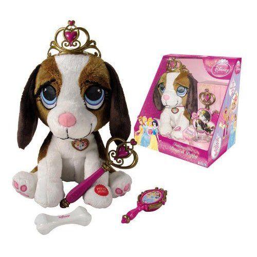 Este Es El Perrito Mascota De Las Princesas Disney   Con El Que Bella