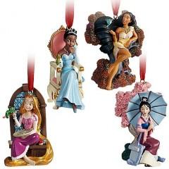 Princesas Disney Adornos Navidad 2011 004