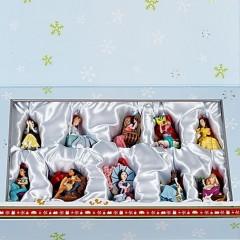 Princesas Disney Adornos Navidad 2011 006