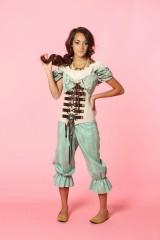 Princesas Disney Moda Pirata 12