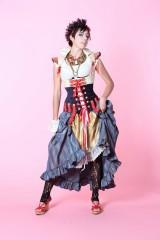 Princesas Disney Moda Pirata 15