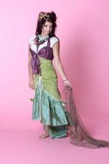 Princesas Disney Moda Pirata 16