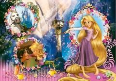 Rapunzel 2 Puzzle 60 piezas