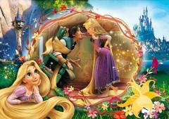 Rapunzel Puzzle 60 piezas