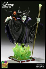 Busto Malefica Grand Jester Studios 01