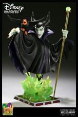 Busto Malefica Grand Jester Studios 01