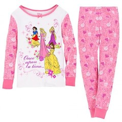 Princesas Disney Pijama 2011 Disney Store