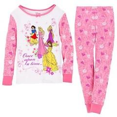 Princesas Disney Pijama 2011 Disney Store