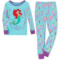 Princesas Disney Pijama Ariel 2011 Disney Store