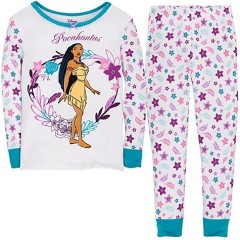 Princesas Disney Pijama Pocahontas 2011 Disney Store